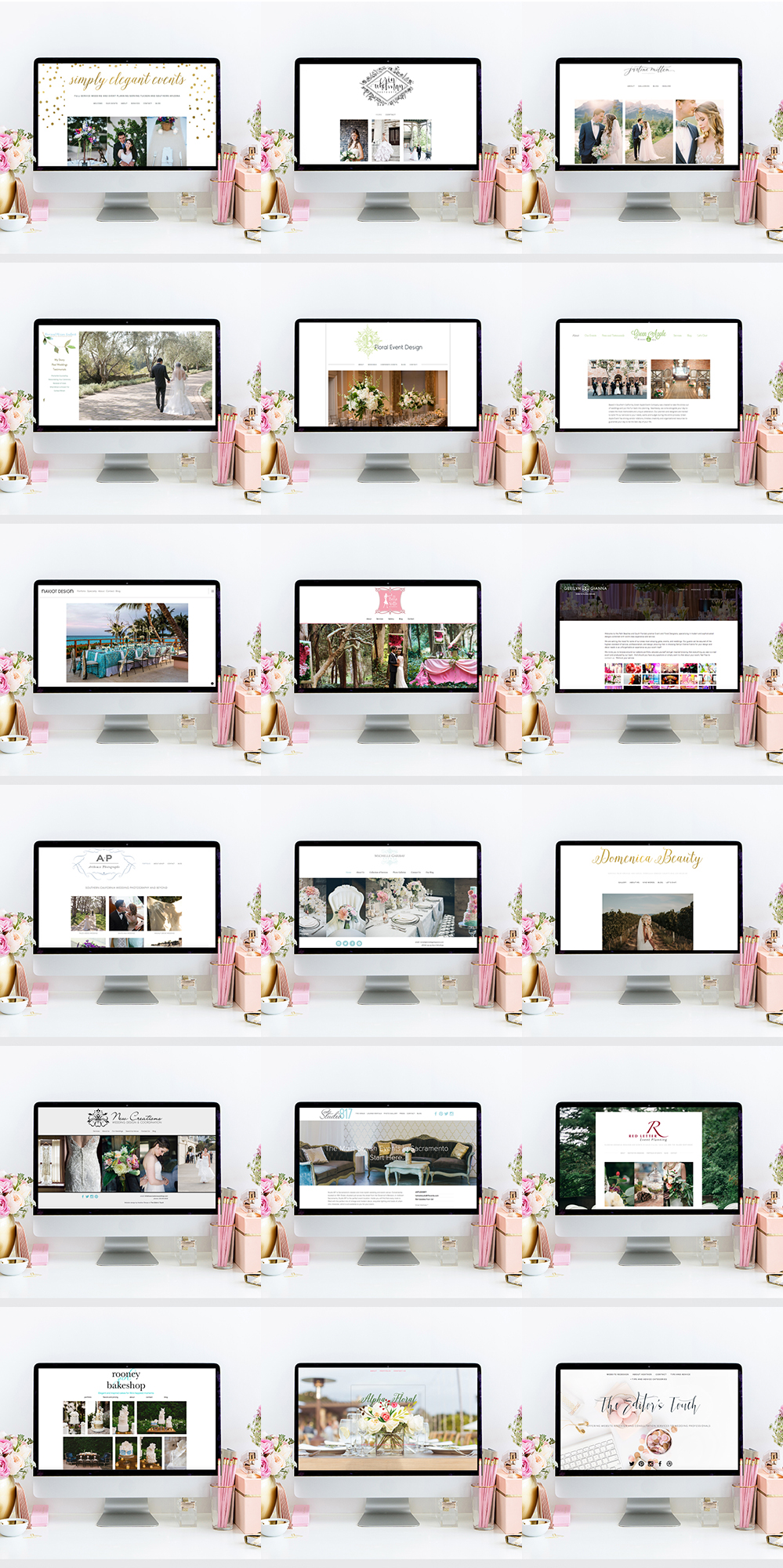 Website Design Using Squarespace | Heather Sharpe | The Editor's Touch