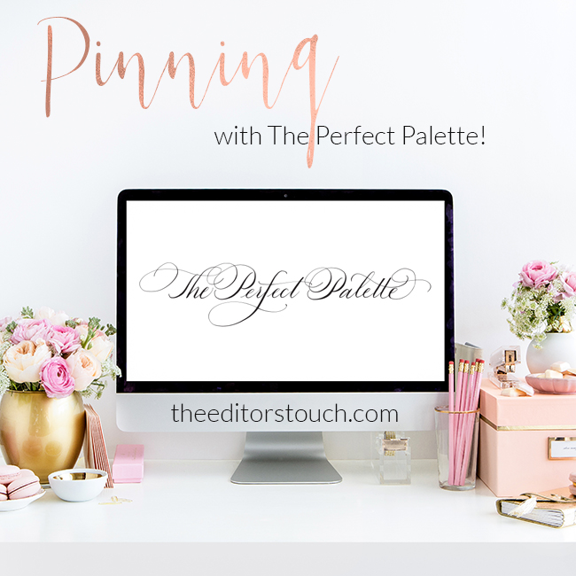 Advertising Advice for Wedding Professionals | Advertise with The Perfect Palette | The Editor's Touch