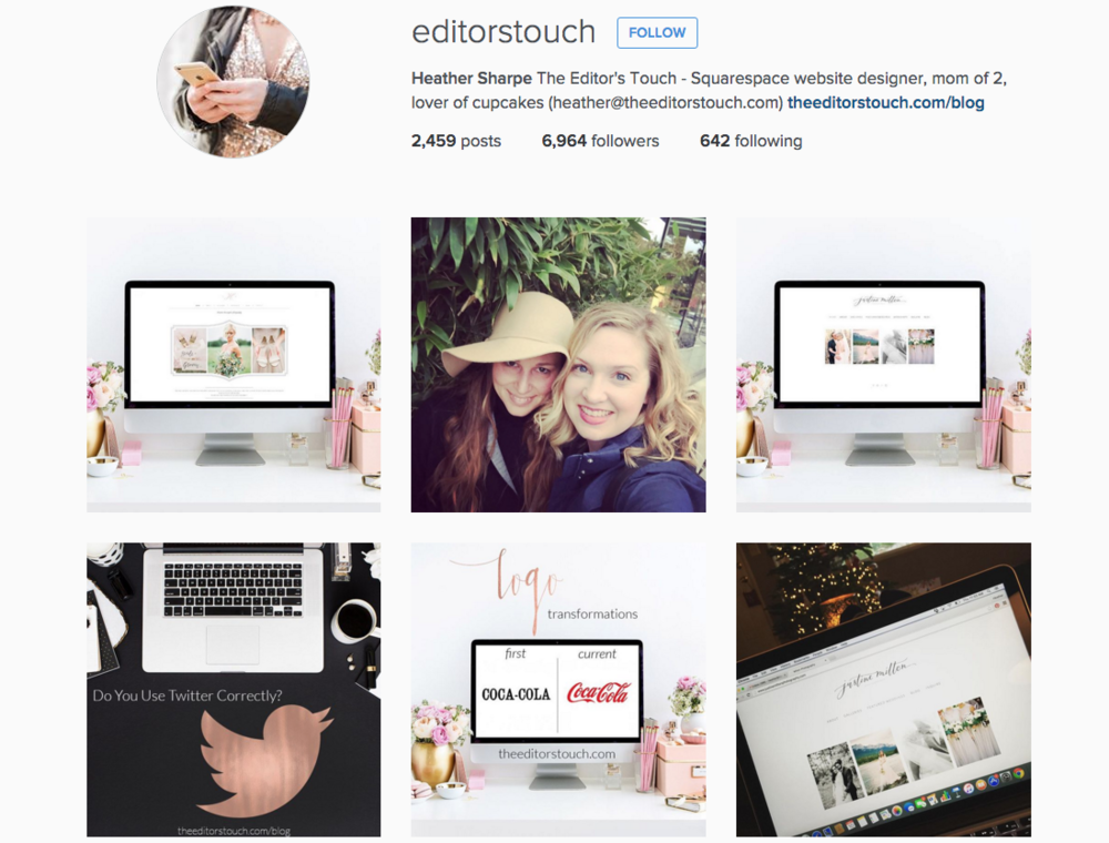 Grow Instagram Followers Now Before They Change Their Algorithm | The Editor's Touch