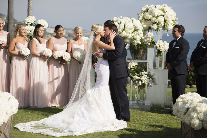 Laguna Beach Wedding Ceremony at Montage | Details Details Weddings and Events | John and Joseph