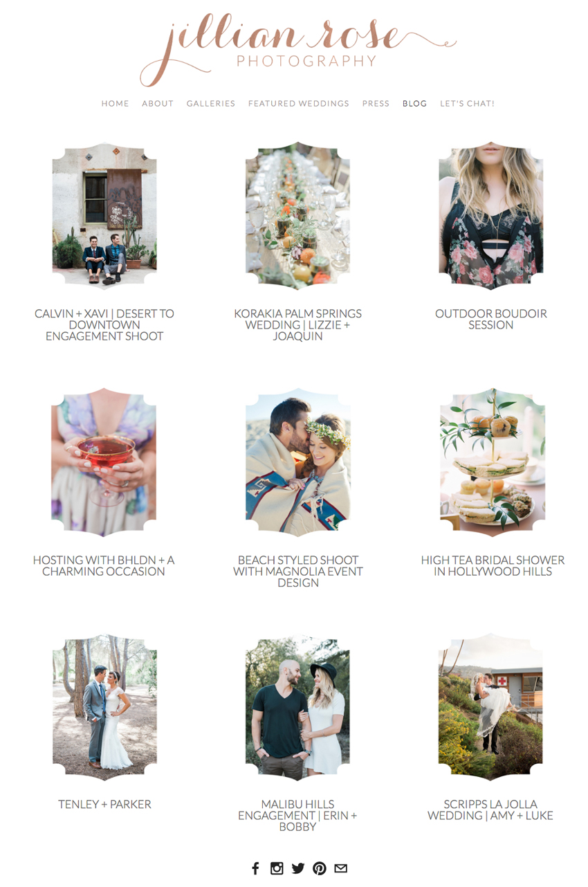 Squarespace Website Designer | Heather Sharpe of The Editor's Touch
