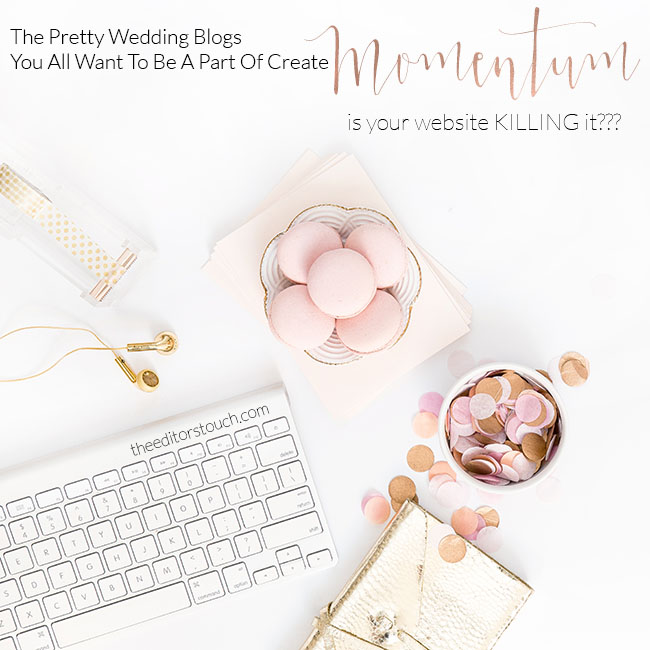 Are You Keeping the Momentum Going For Brides or Killing Their Excitement?