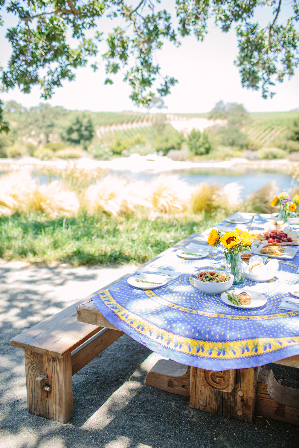 Wine Touring in Santa Ynez Valley | Coastal Concierge | Grassini Vineyard | Hilliard Bruce Vineyard | The Editor's Touch | Santa Barbara Trip Planning | I Heart My Groom Photography
