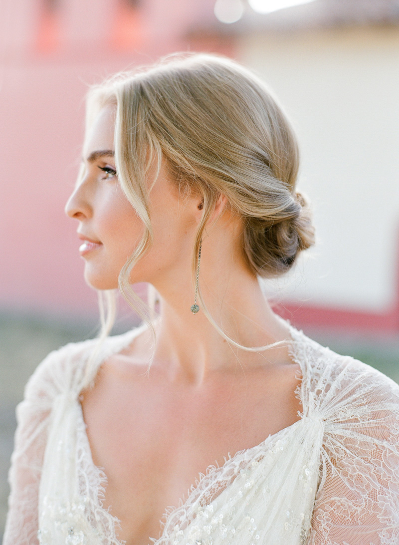 Beauty by Janet Villa | Photography by Jose Villa | Southern California Wedding Planning