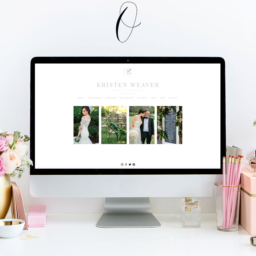 The Editor's Touch | Squarespace Website Designer For Wedding Professionals and Creatives