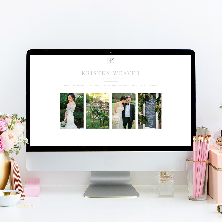 The Editor's Touch | Squarespace Website Designer for Wedding Professionals