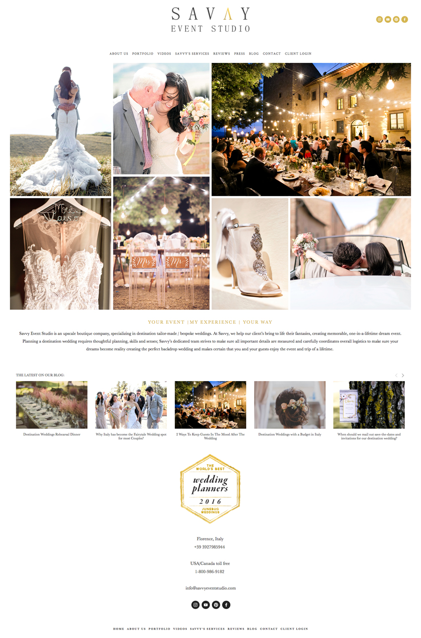 theeditorstouch.com | Squarespace Website Designer for Wedding Professionals and Creatives | The Editor's Touch