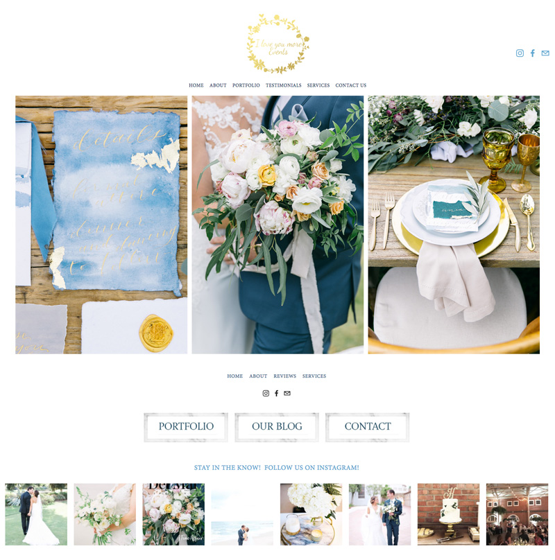 theeditorstouch.com | The Editor's Touch | Squarespace Website Designer for Wedding Professionals and Creatives | Wedding Industry Expert