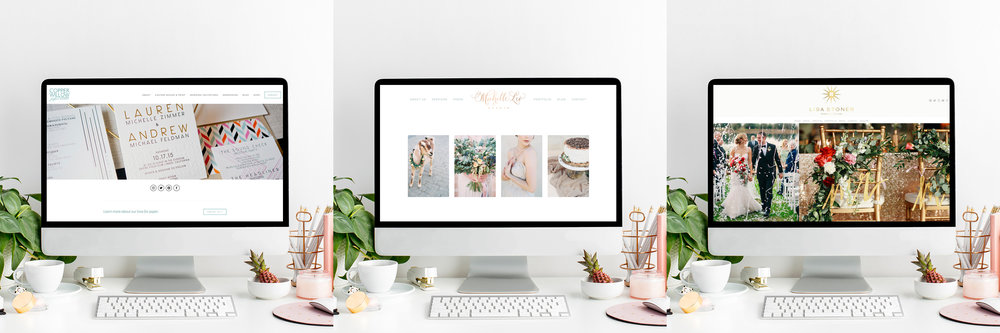 The Editor's Touch | Squarespace Designer