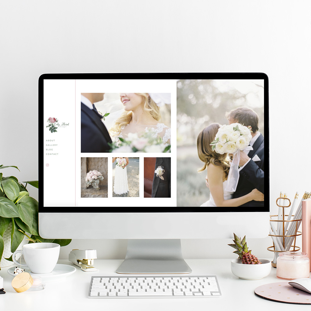 theeditorstouch.com | Squarespace Website Designer for Wedding Professionals and Event Designers | The Editor's Touch