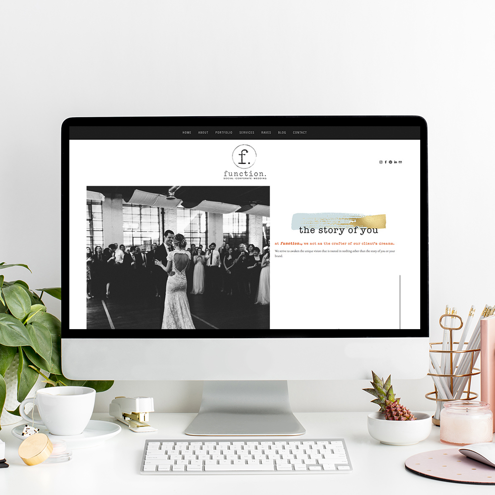 Squarespace Website Designer | Our Function
