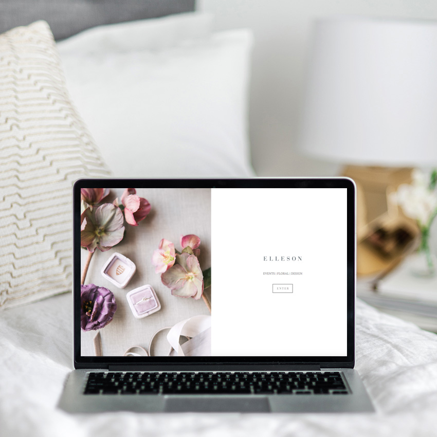 Squarespace Website Designer For Wedding Professionals and Creatives