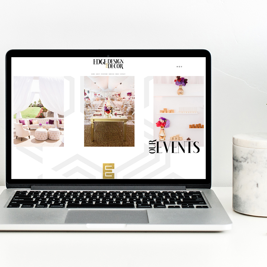 Edge Design and Decor | Website Designer The Editor's Touch