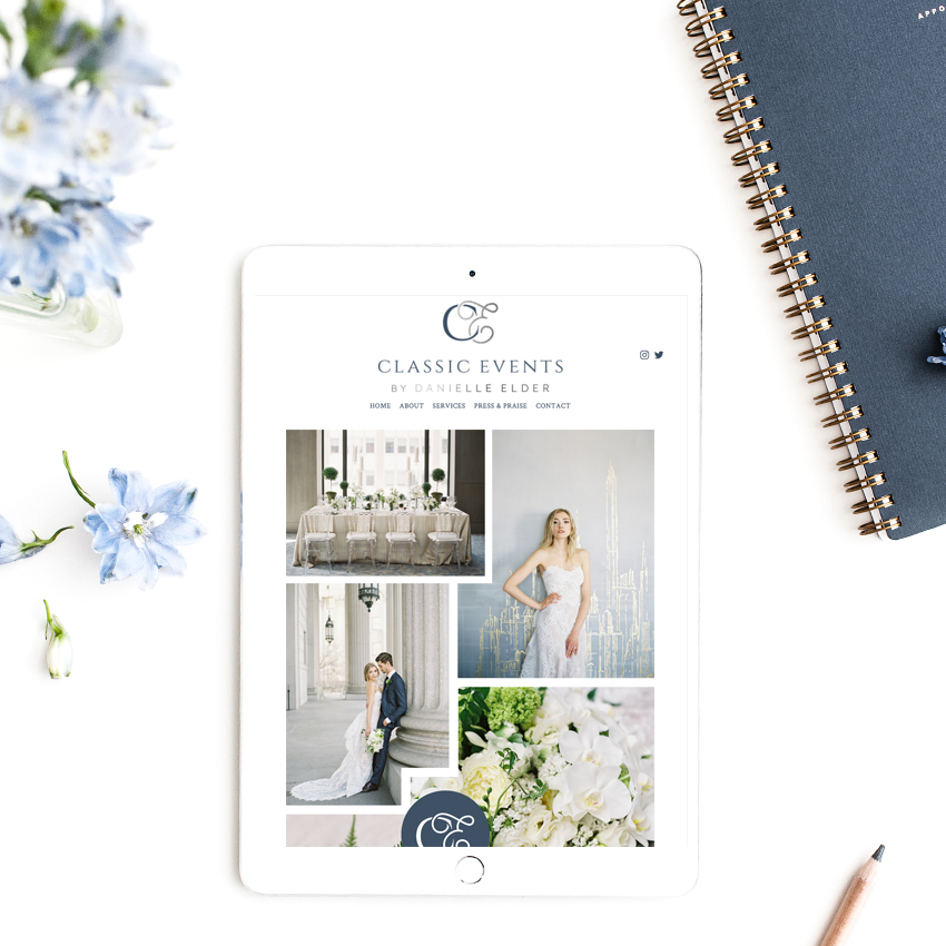 Squarespace Website Designer New York City for Squarespace | Wedding Professionals Expert for Design and Optimization | Web Design by The Editor's Touch