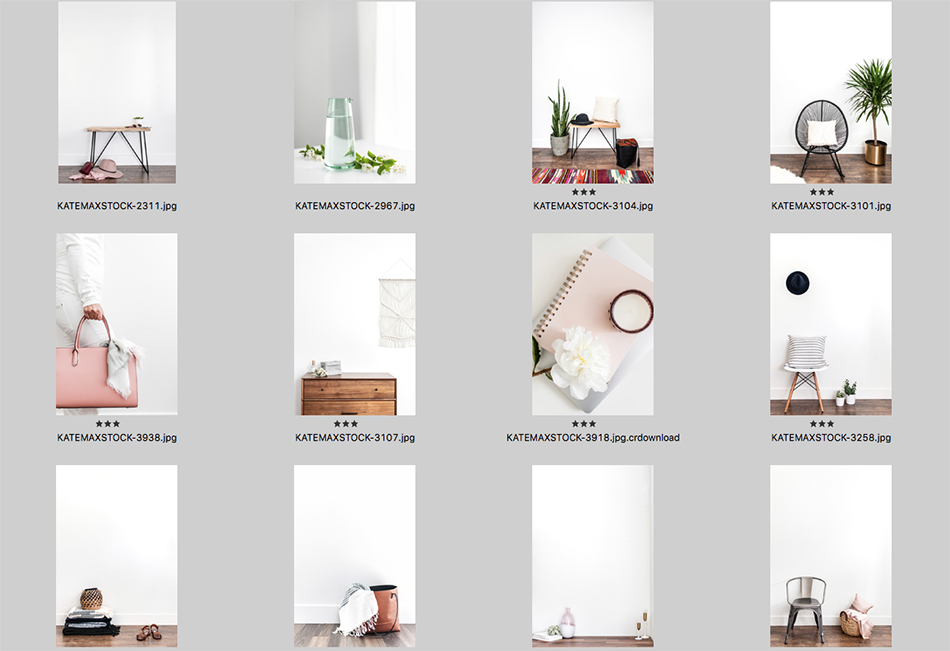 Image Selecting for Blog Posts | Kate Max Stock | The Editor's Touch | Blogging With Squarespace