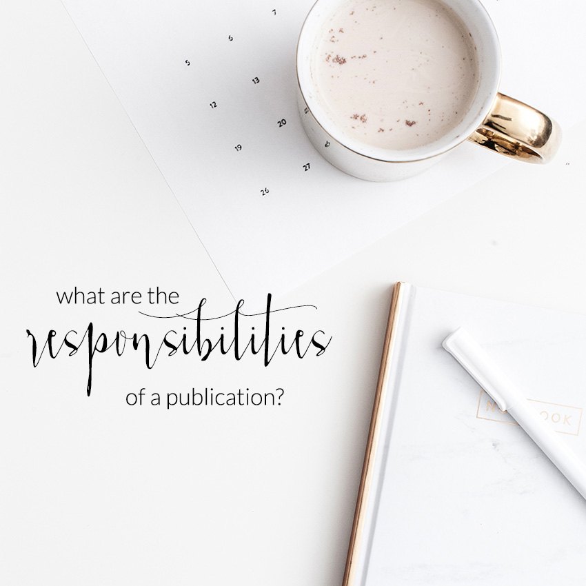 The Responsibility of a Publication to Educate Consumers Properly | Wedding Industry Experts | Squarespace Website Designer