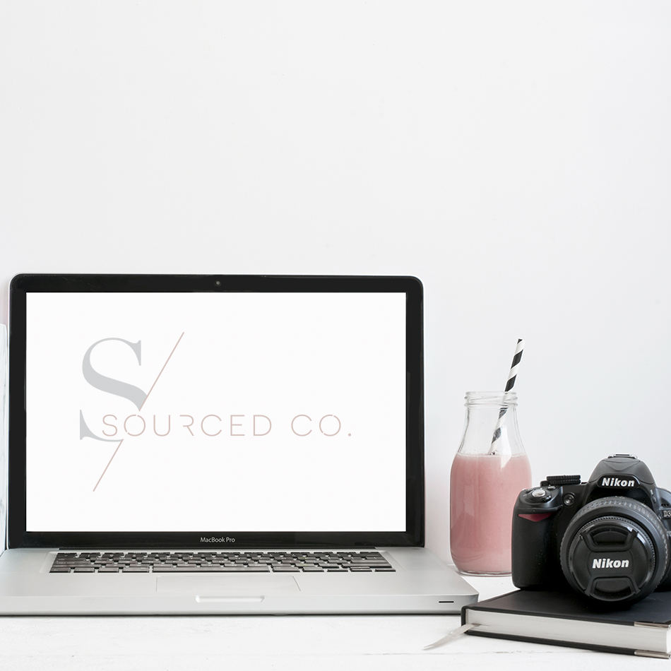 Stock Photography by Sourced Co | Tayler Cusick Hollman Interview | The Editor's Touch
