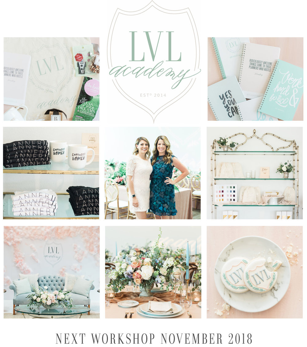 theeditorstouch.com | Wedding Industry Experts | Wedding Planning Workshop LVL Academy | Workshops For Wedding Professionals | Lorely Meza Photography