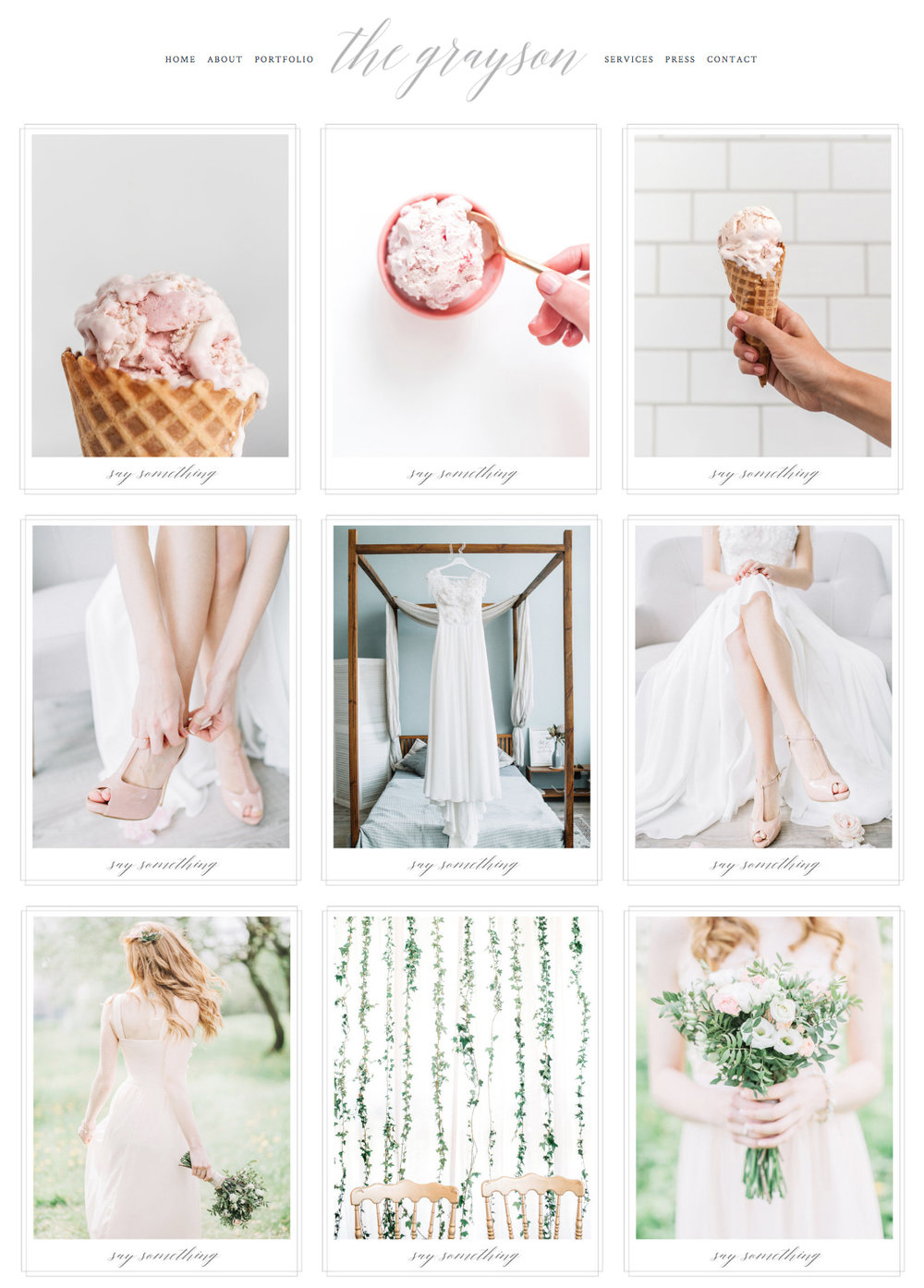 The Editor's Touch Website Design | Squarespace Web Designer For Wedding Professionals and Creatives