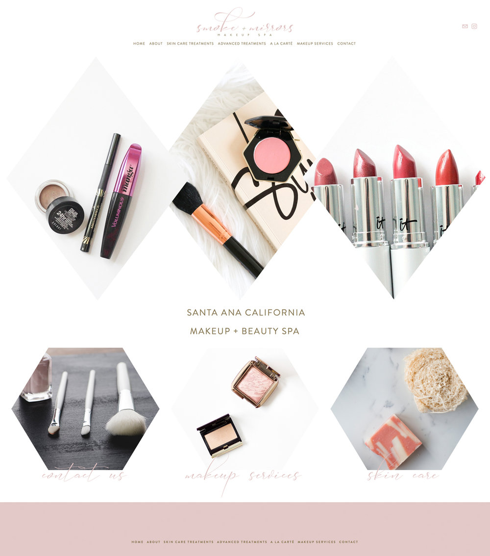 theeditorstouch.com | The Editor's Touch Website Designer | Squarespace Web Design for Beauty Experts