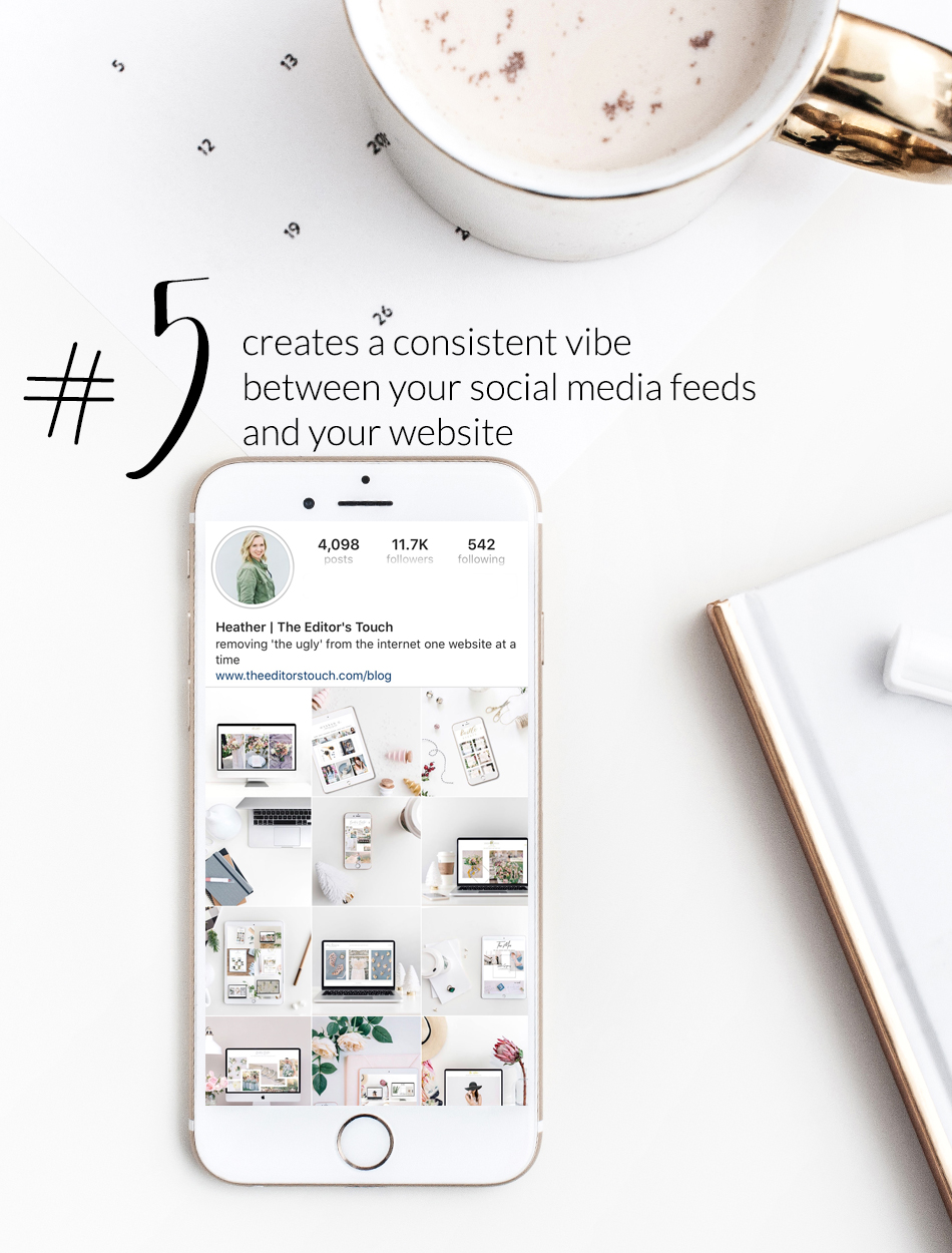 The Editor's Touch | Squarespace Website Designer | Best Web Designers For Wedding Industry Professionals and Lifestyle Business Owners