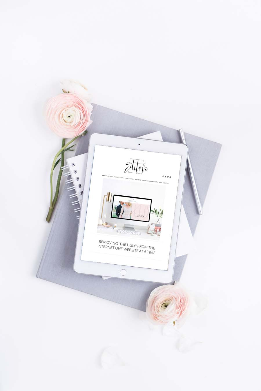 theeditorstouch.com | Business blog for Wedding Industry Professionals | Squarespace Website Designer | Event Professionals Business Tips and Advice