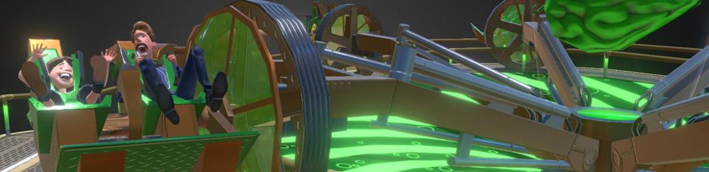 Planet Coaster -PC