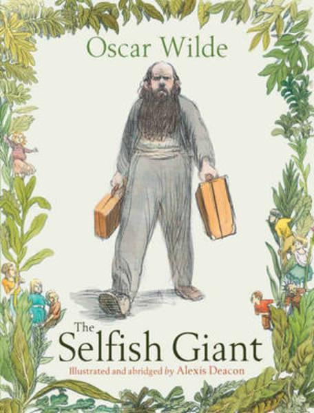 Off the Shelf: The Selfish Giant | Fairytale art, Fairy