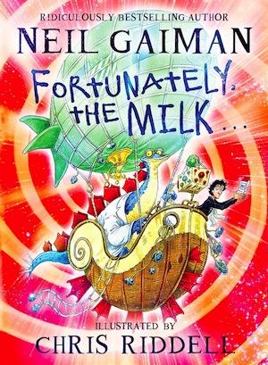 fortunately milk