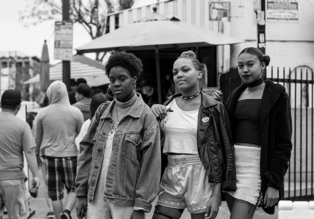 These girls were fierce, and their style speaks volumes.