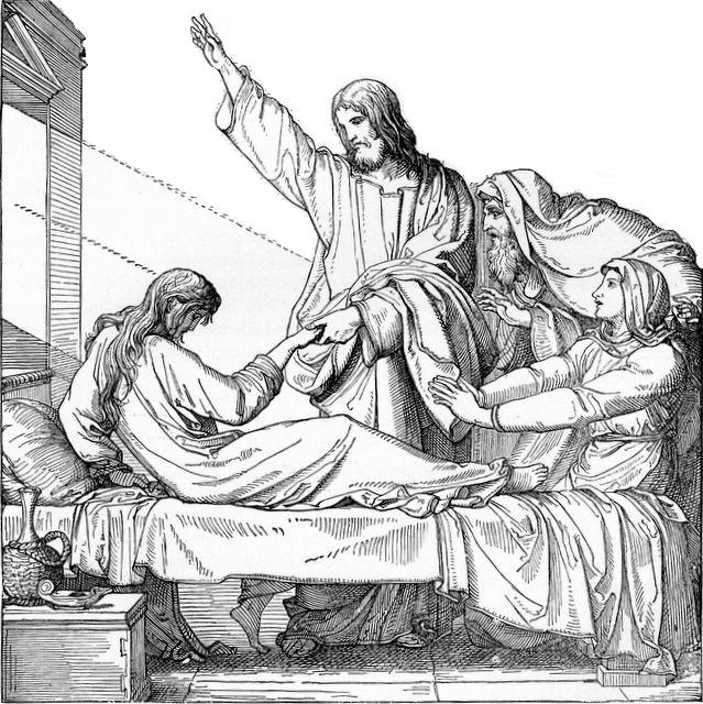 Last Sunday: Jesus Healed Many — SojournKids