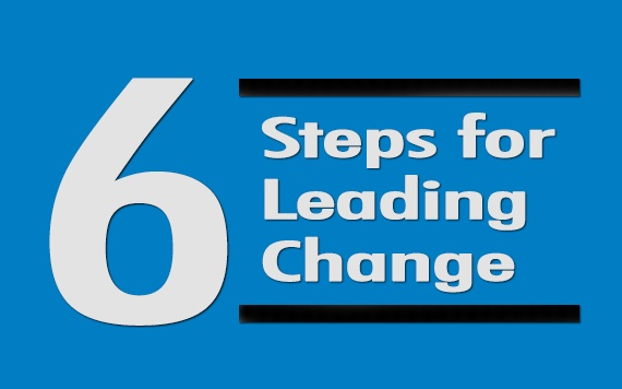 Leading Change in the Middle