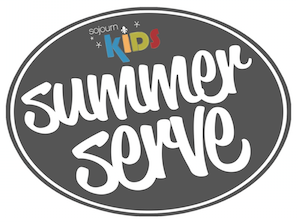 SojournKids Summer Serve