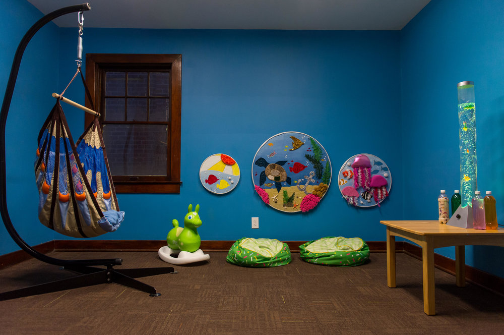 Special Needs Sensory Room at Sojourn Midtown