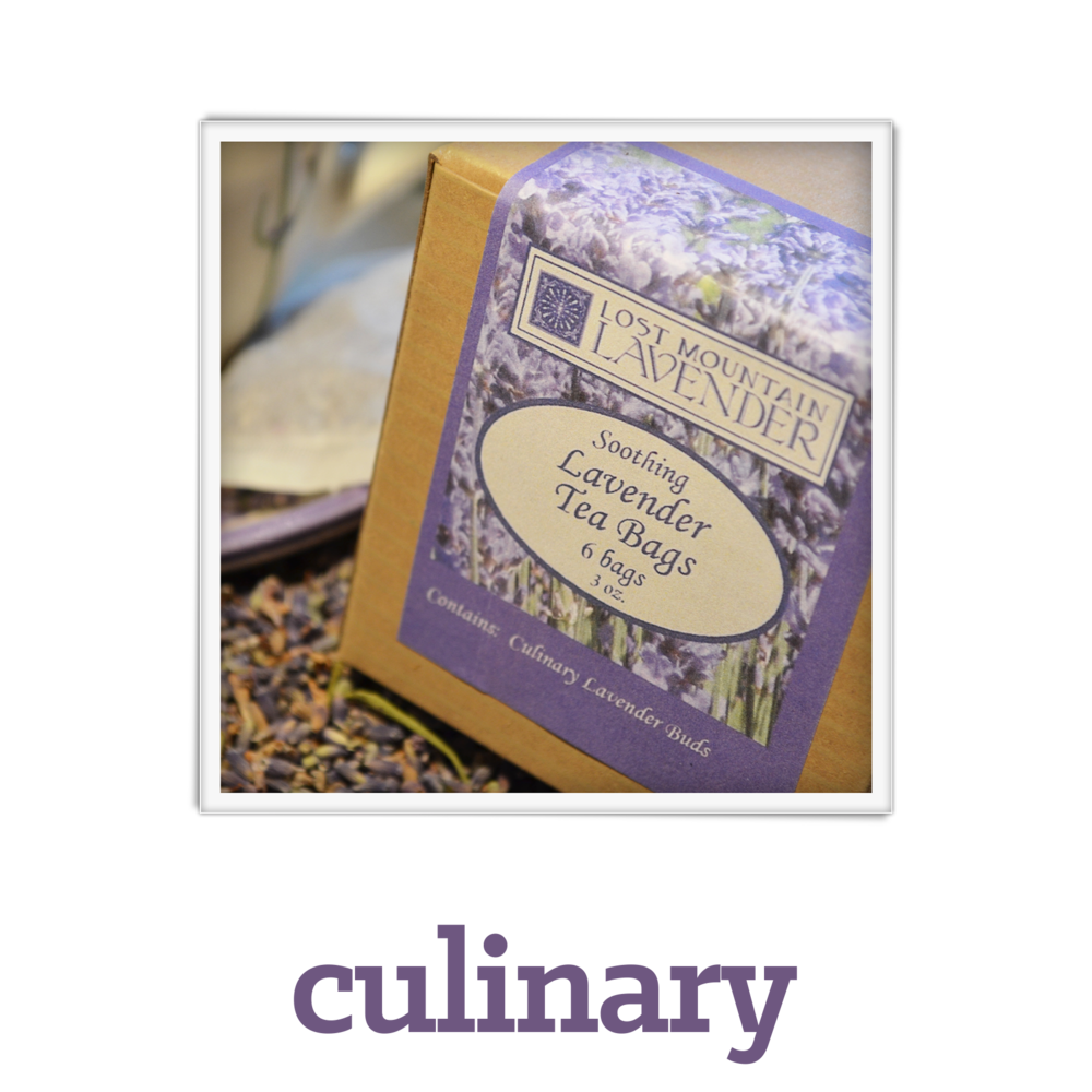 Lost Mountain Lavender Culinary