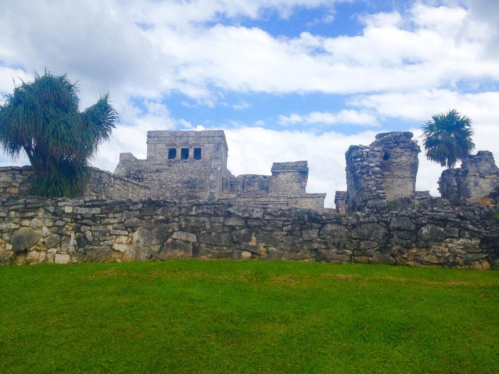 More Mayan ruins.