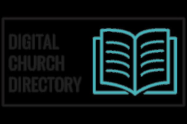 Digital Church Directory Button
