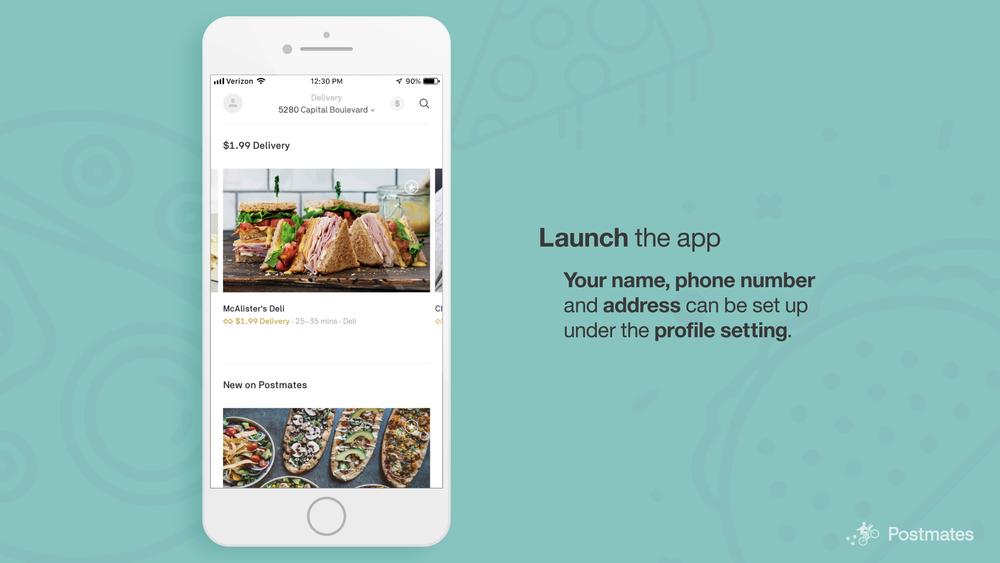 App Overview — Holden Kim
