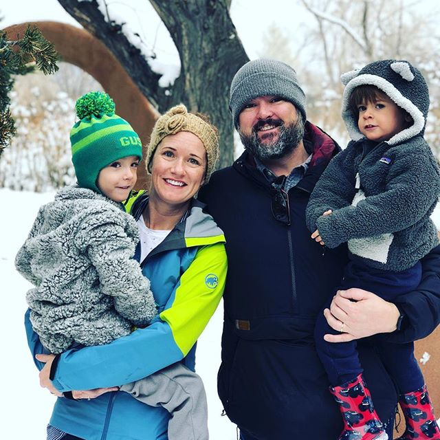 Happy 2019 from our families to yours. We have a lot in the works and look forward to sharing it with you soon. Thanks for the support and encouragement and for making this venture so much fun.