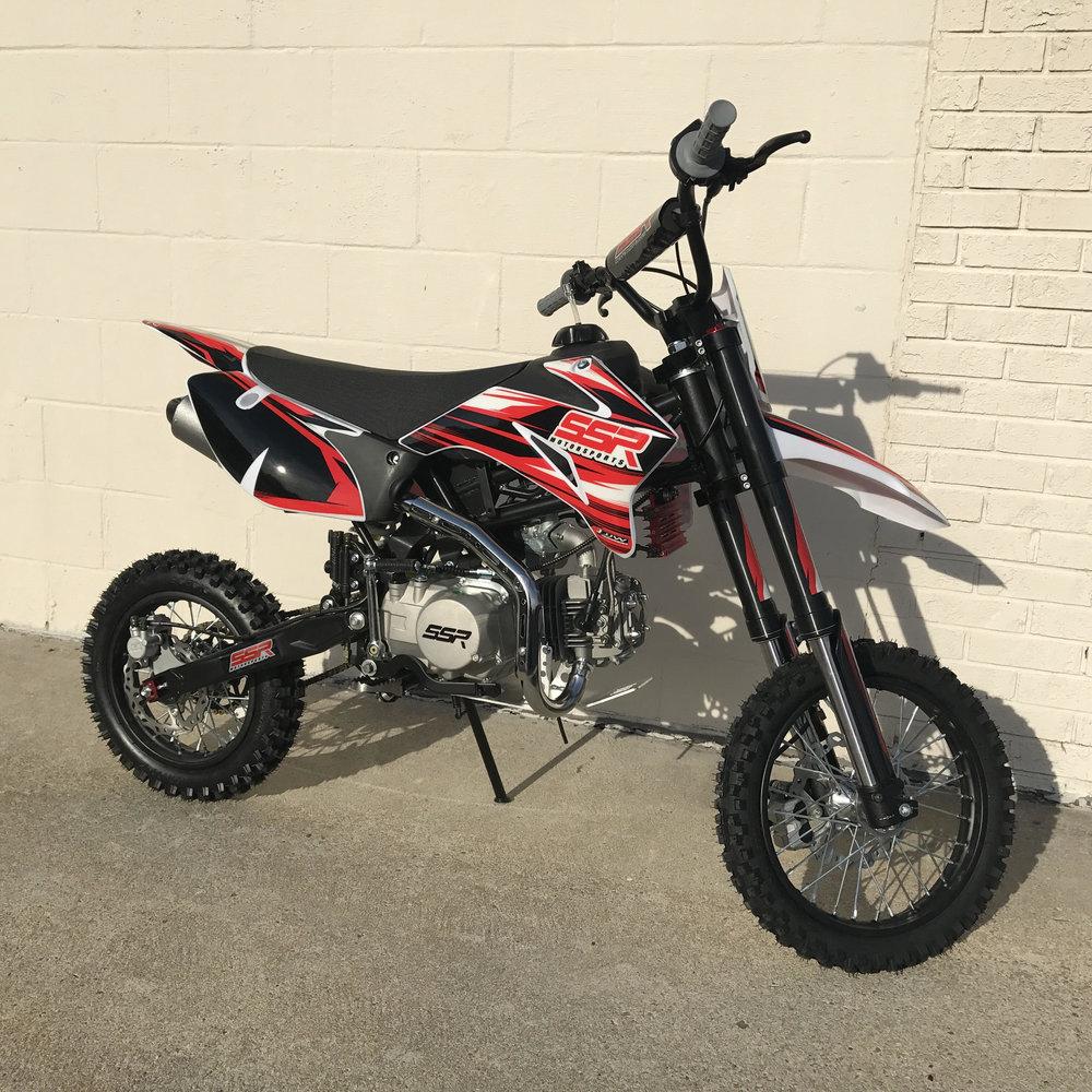 SSR 140cc pit bike