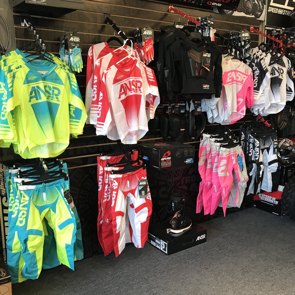 ANSWER youth off road racing kits
