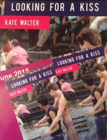 """Looking For A Kiss"" by Kate Walter."