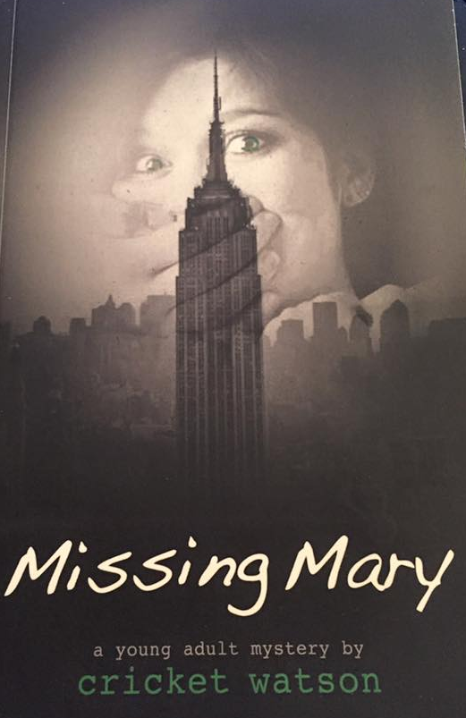 """Missing Mary"" by Cricket Watson  Sapphire Books Publishing.   Follow Brenna Bianco through a mystery, adventure, some family issues and some interest in the same sex!"
