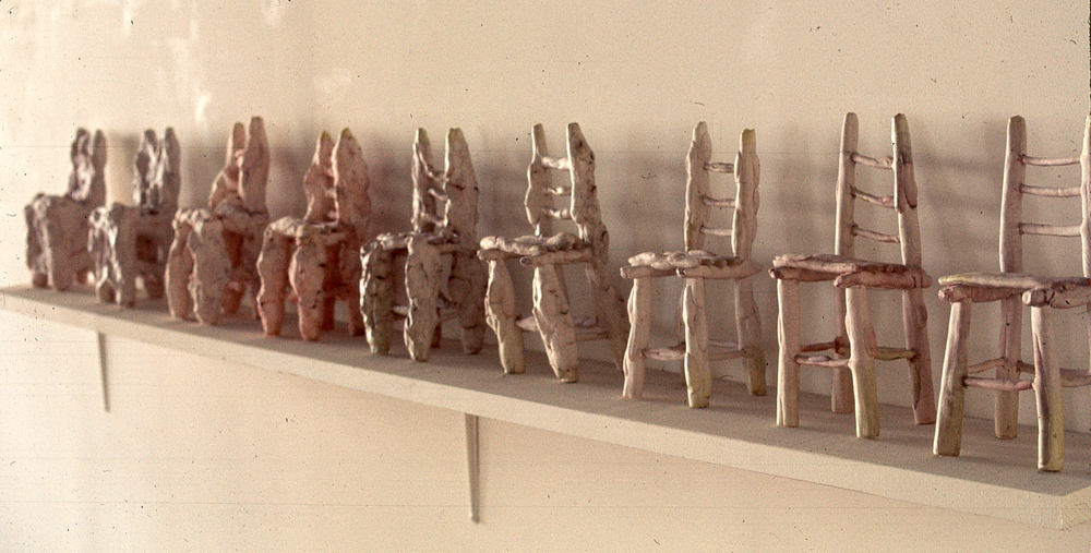 Nine Chairs Consuming Themselves 16x10ft 1977.jpg