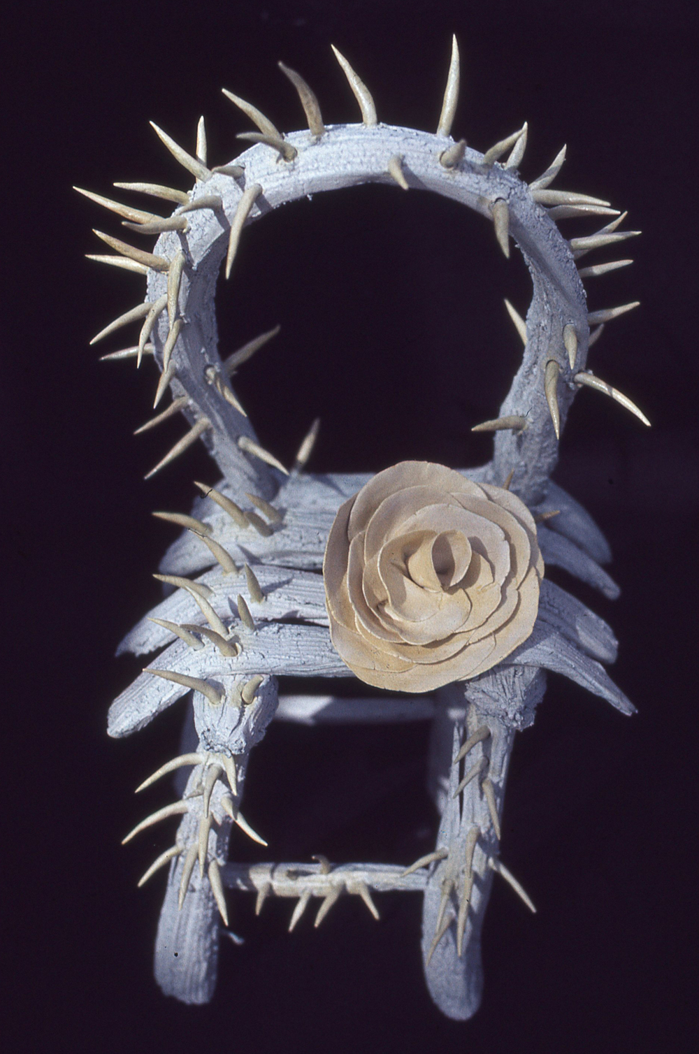 Thorny Chair with Rose 10x6 1978.jpg