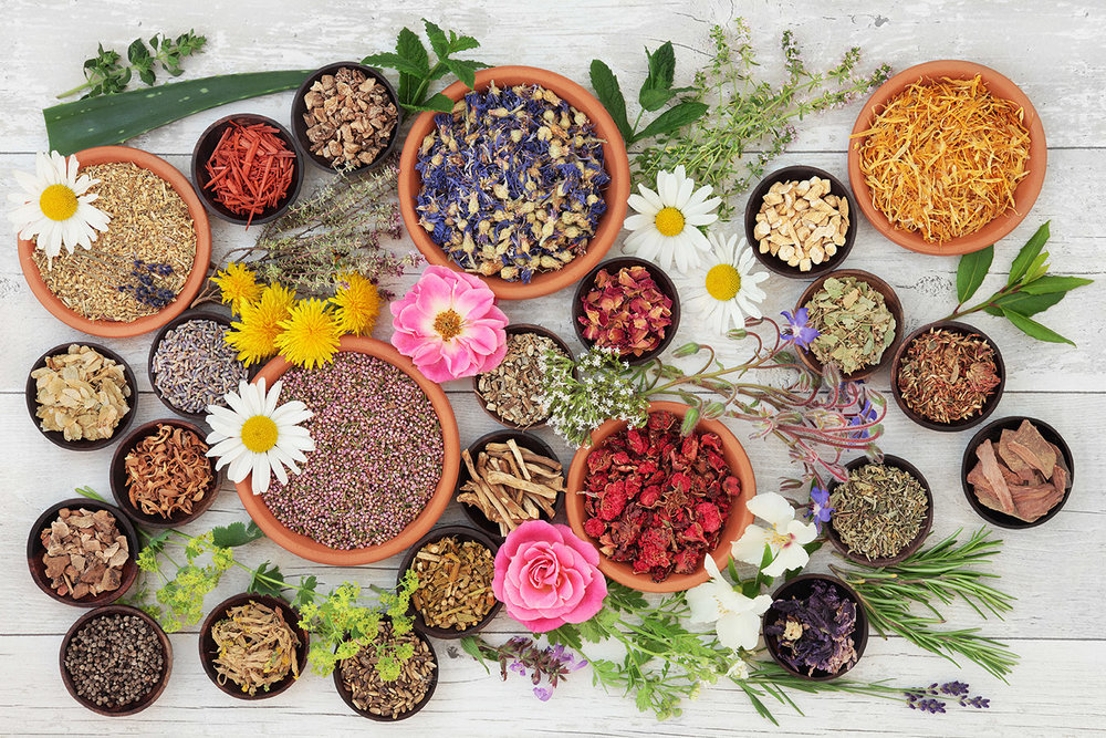 Beautiful herbal remedies from Jordan Essentials