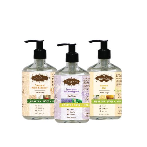 Paraben dea free hand soap