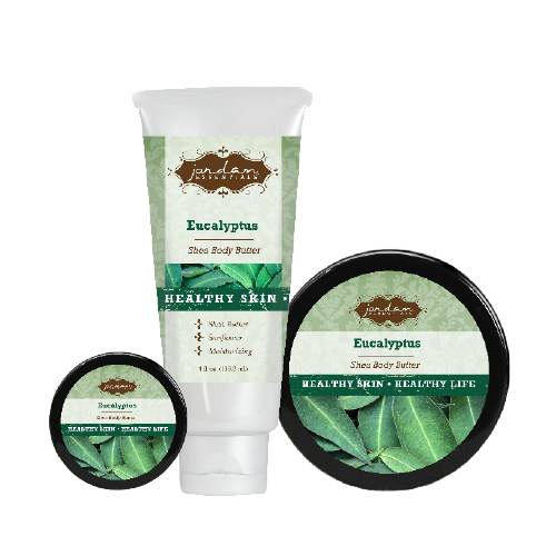 eucalyptus shea body butter