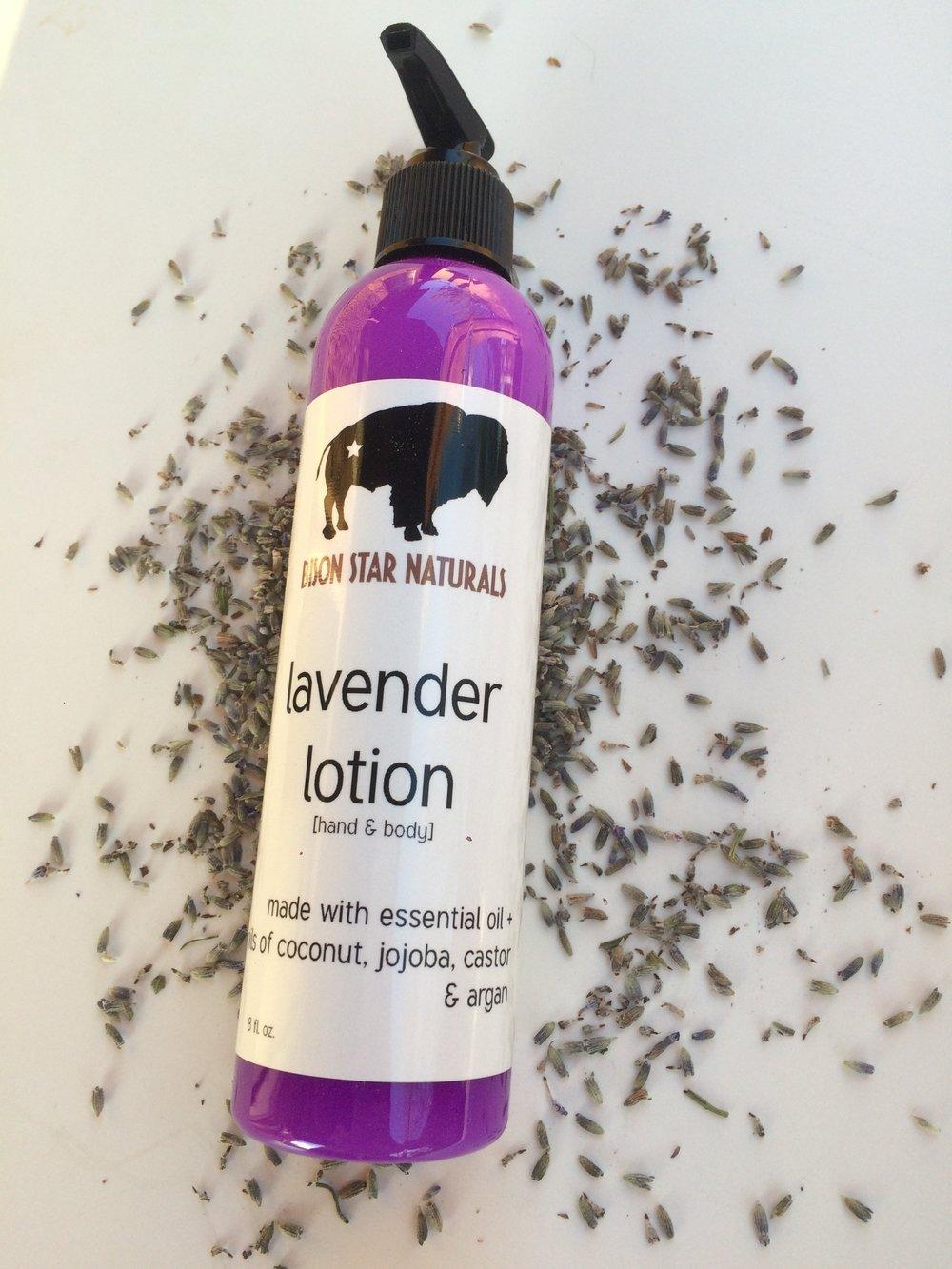 McHORSE j - Lavender Lotion.JPG