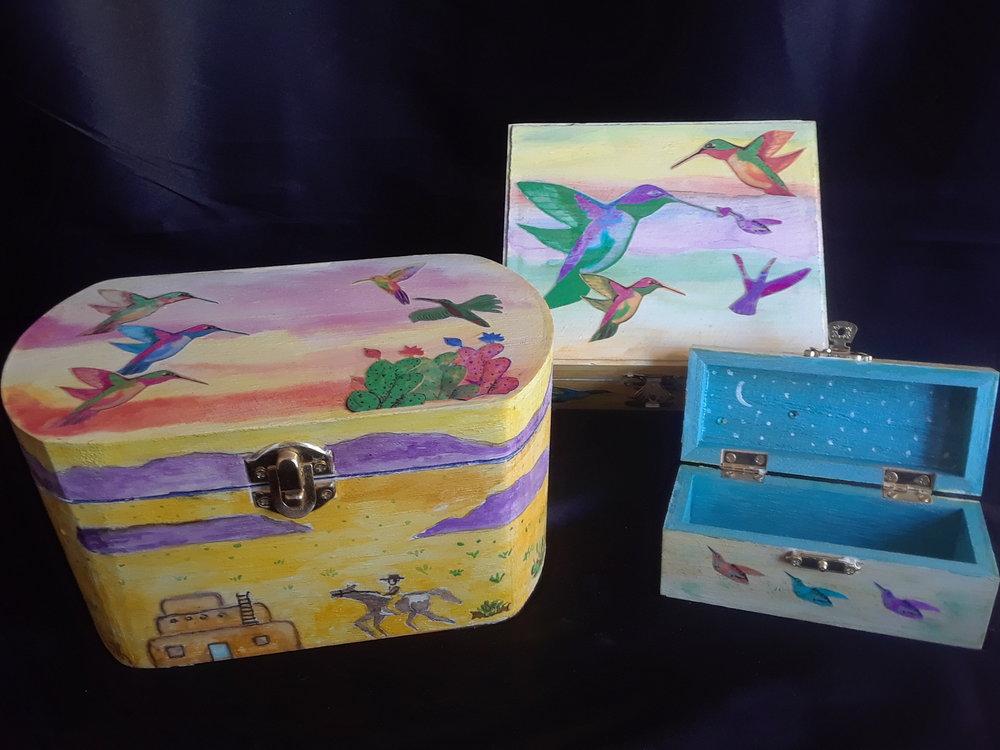 Bird boxes 3, Taos 2018.jpg